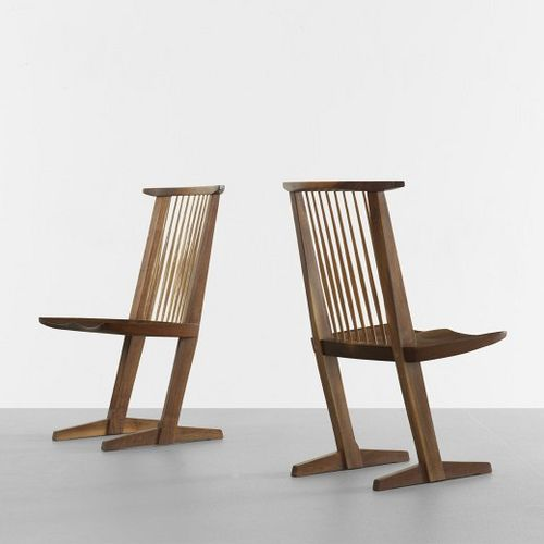 Conoid Chairs George Nakashima Chair George Nakashima Furniture