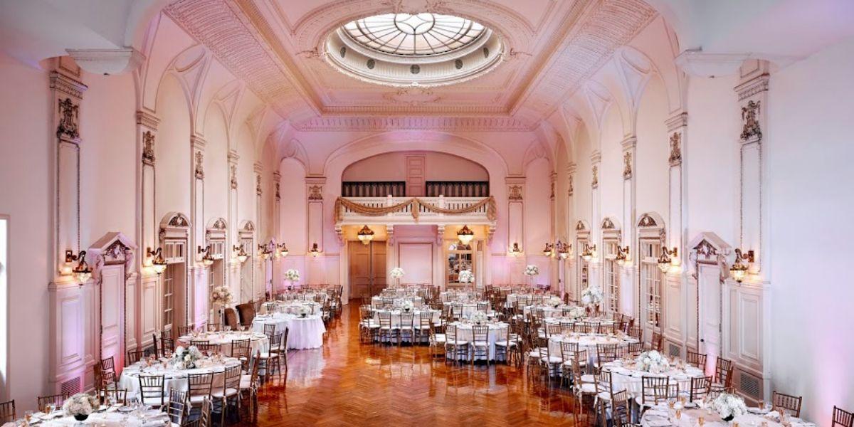 Bourne Mansion Weddings