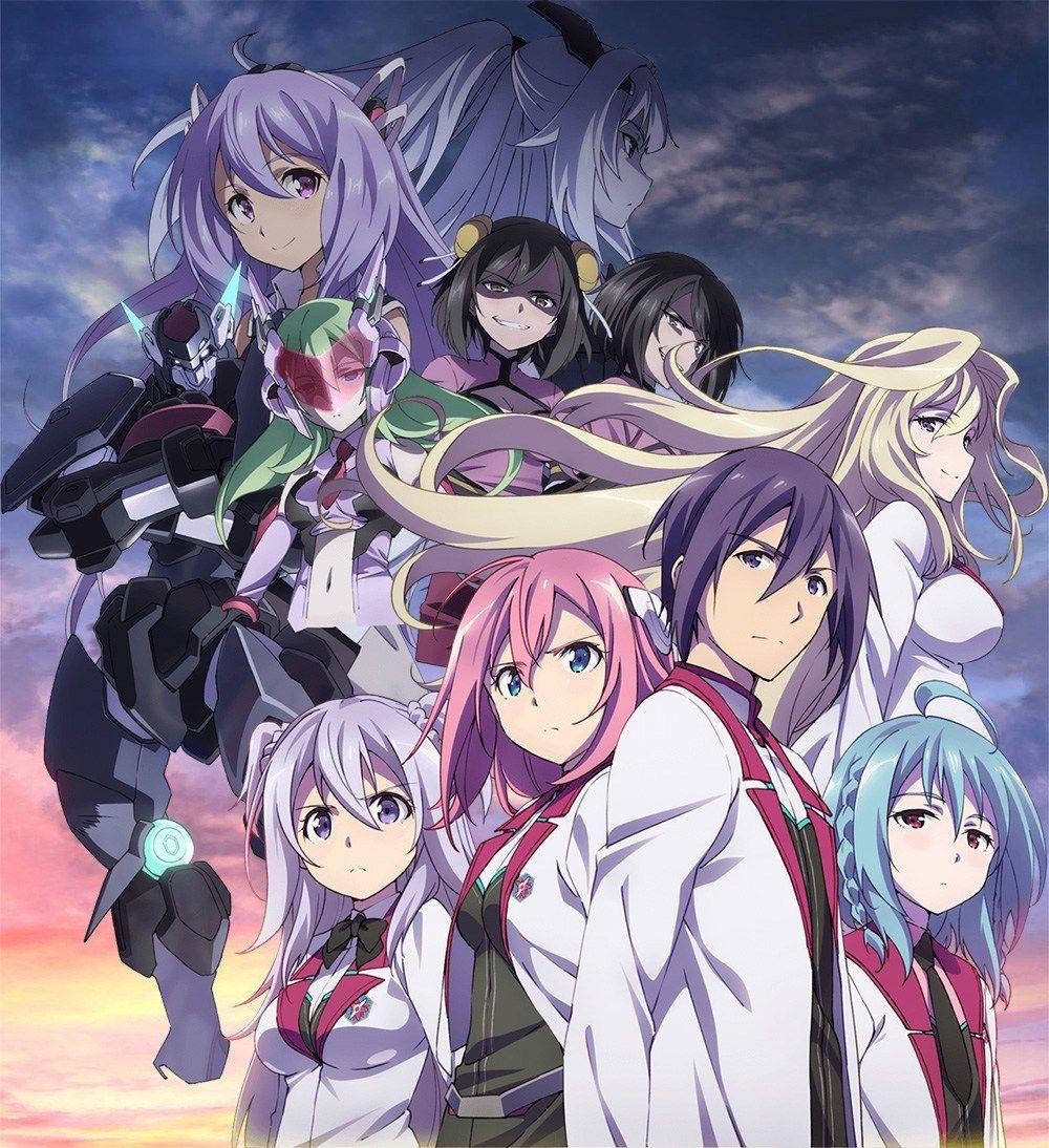 Gakusen-Toshi-Asterisk-Season-2-Visual  Nhn Vt Anime -5552