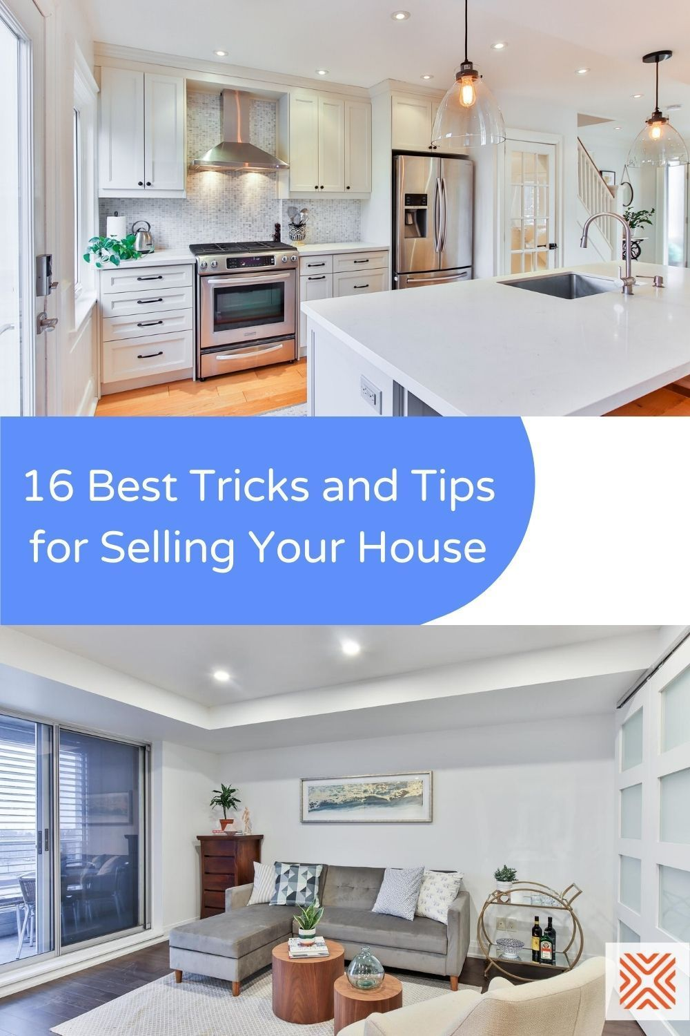 Planning to sell your house? Make sure it's in top shape before listing it! Follow our 16 real estate tips and home renovation ideas, and get your house ready for sale.