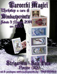 Tarocchi Magici - workshop di cartomanzia magica