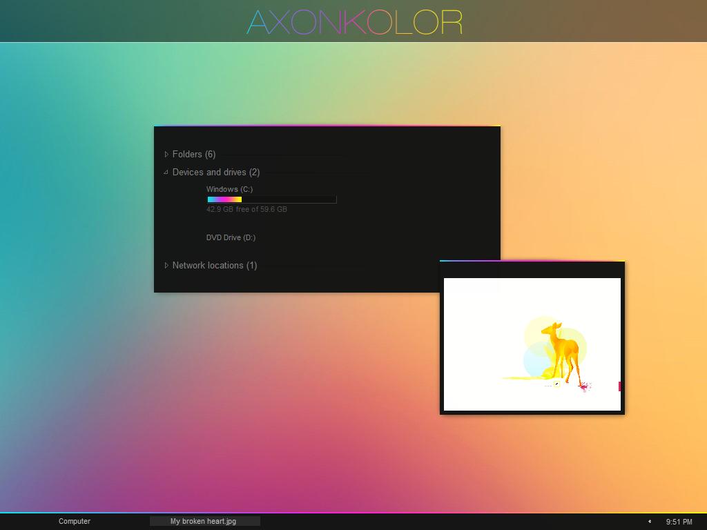Axonkolor 8.1 by neiio cs5, Adobe
