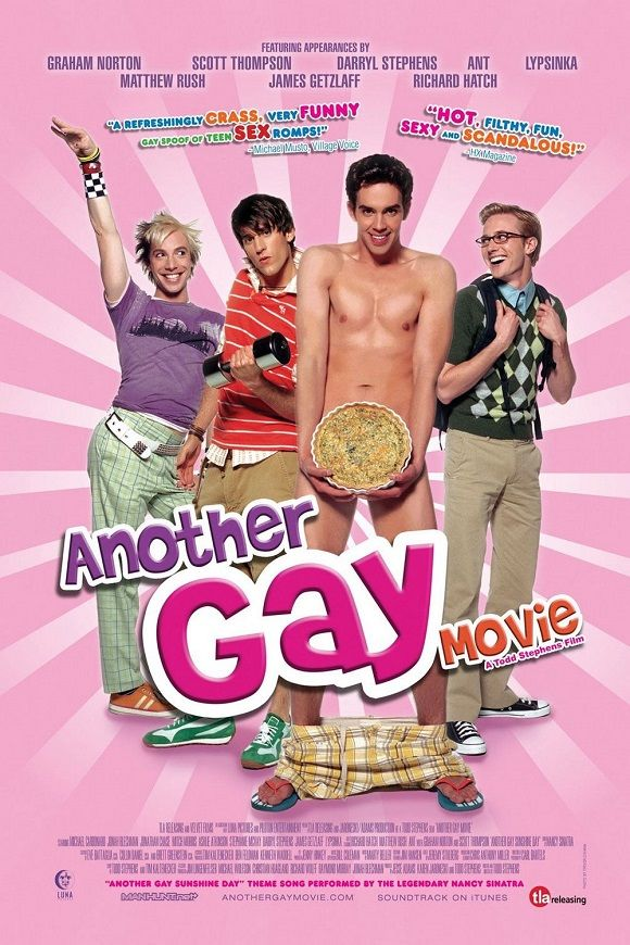 Teen gay movies poster