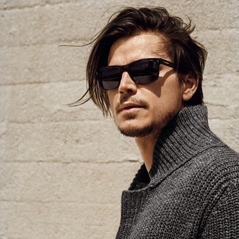 Josh Hartnett for Marc O'Polo FW15 campaign photographed by Bruce Weber…