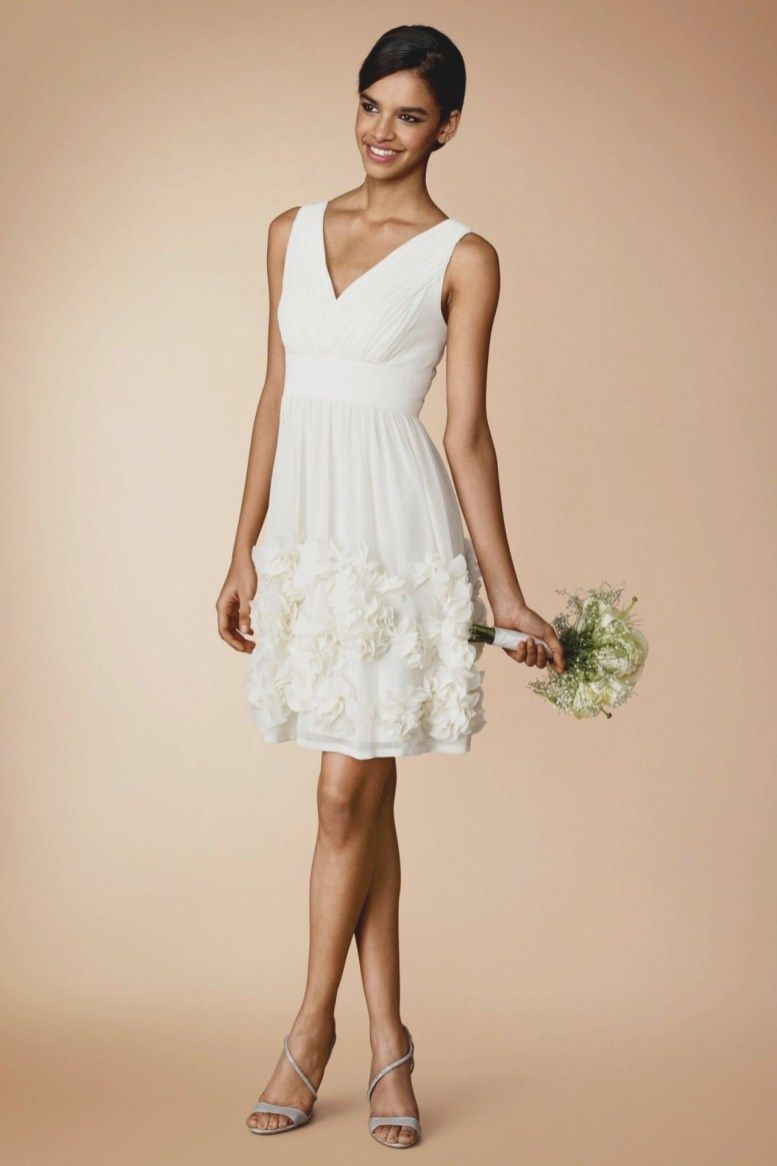 Simple White Dress For Courthouse Wedding Naf Dresses In By Thisbestidea
