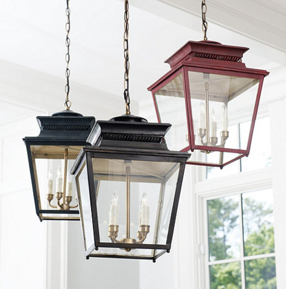 Lighting Changes & Front Porch Light Options | Front porches ...