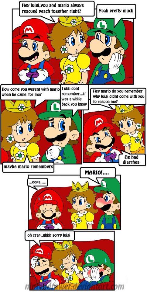 Pin by ᴘᴇᴇ ᴘᴇᴇ ᴘᴏᴏ ᴘᴏᴏ on Nintendo Mario comics, Mario
