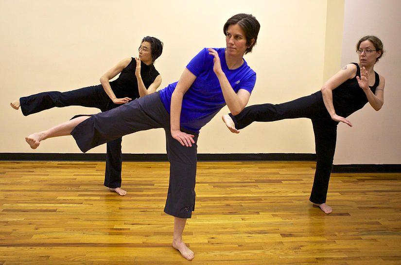 Fight Back Fitness in #Brooklyn #selfdefense #kickass #workout