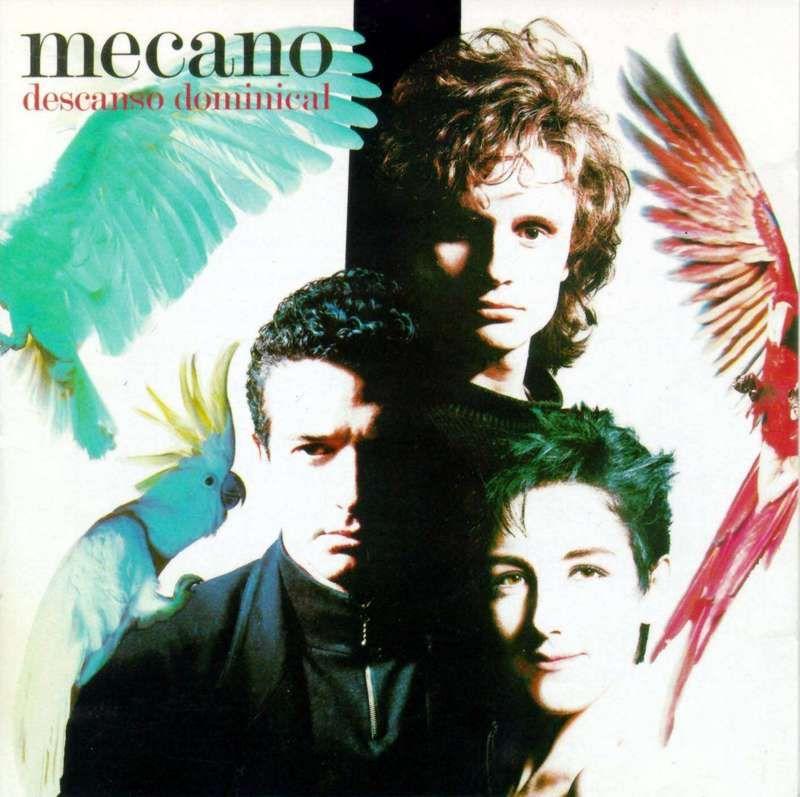 mecano descanso dominical | Mecano/Descanso Dominical (192kbps)