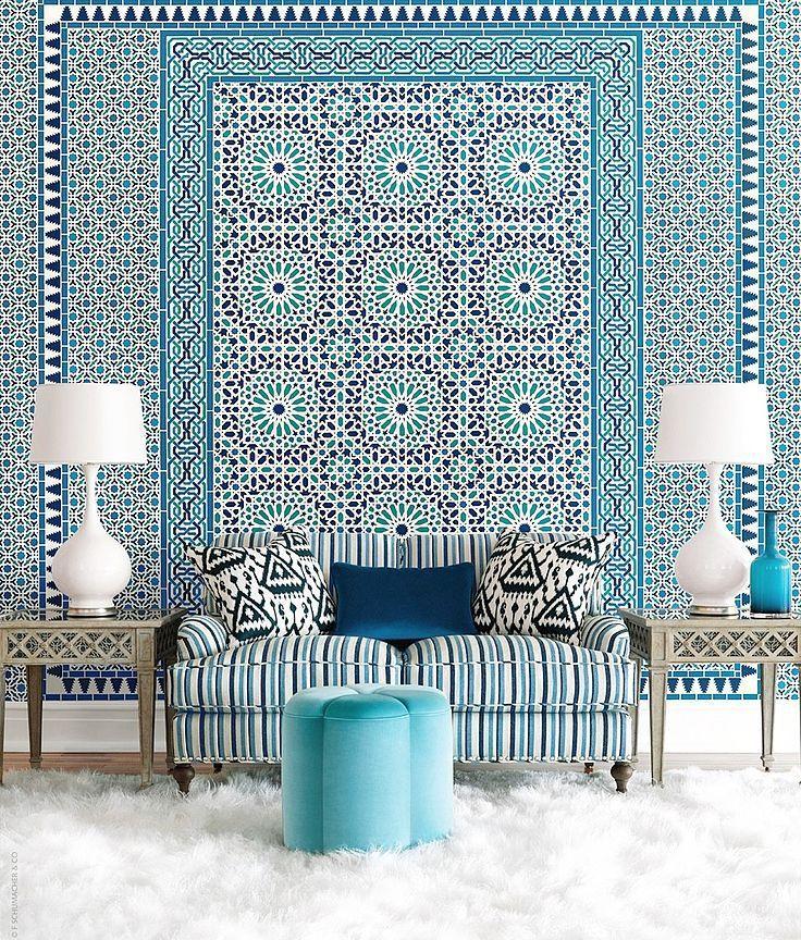 لمسات الأندلس سيراميك مغربي Lamasatalandalus Instagram Photos And Videos Home Decor Moroccan Interiors Mosaic Wallpaper