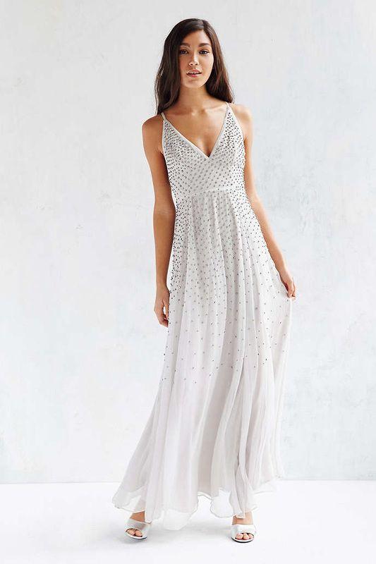 Cashmere Prom Dress