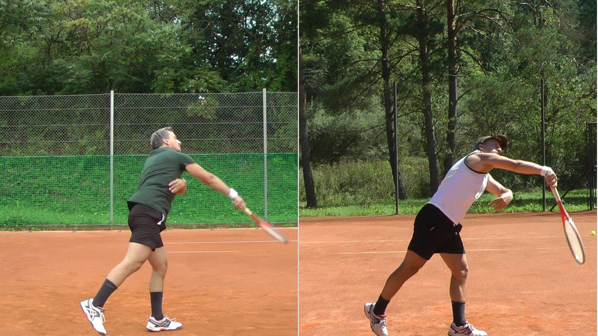 Tennis Serve Technique 7 Steps To Correct Serve Tennis