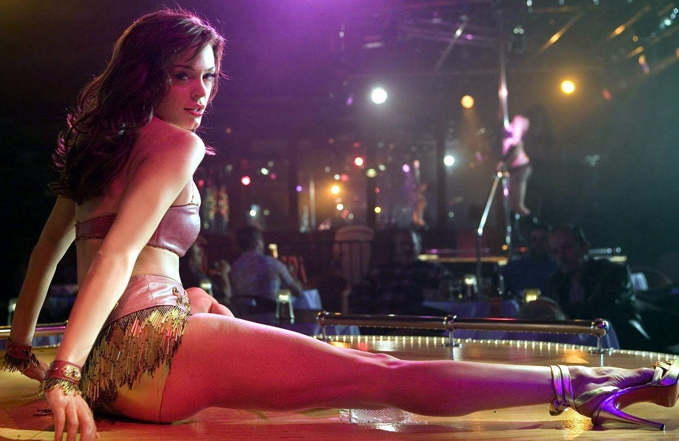 tribute to actresses that did some real hot stripper