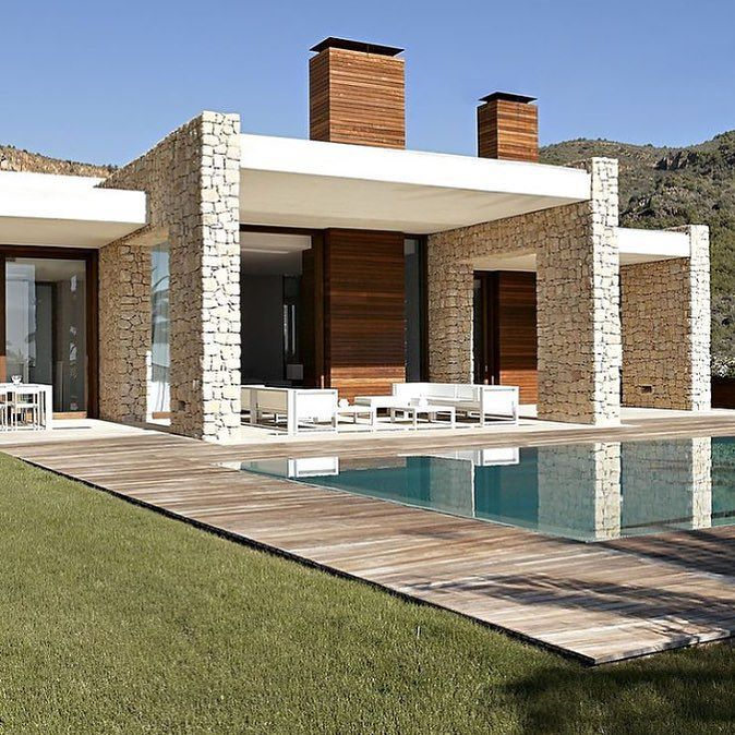 Amazing Modern Mediterranean House Plans Kitchencoolidea: Amazing Contemporary Home Designed By Ramon Esteve