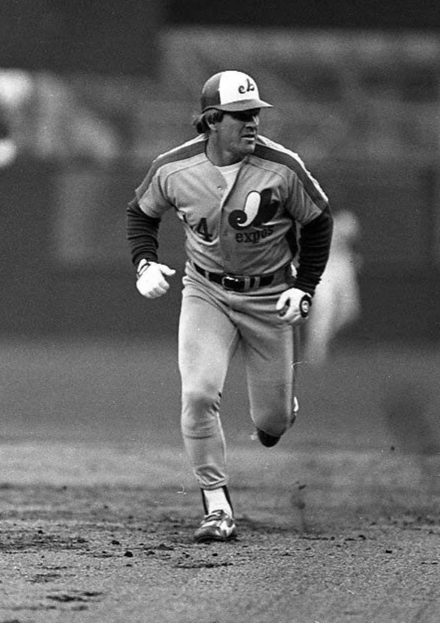 Pete Rose 1984 Expos Pete rose, Best baseball player
