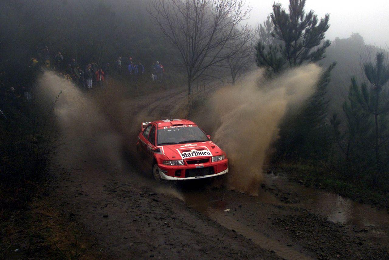 Mitsubishi Evo rally car - Group A | Rally baby :) | Pinterest ...