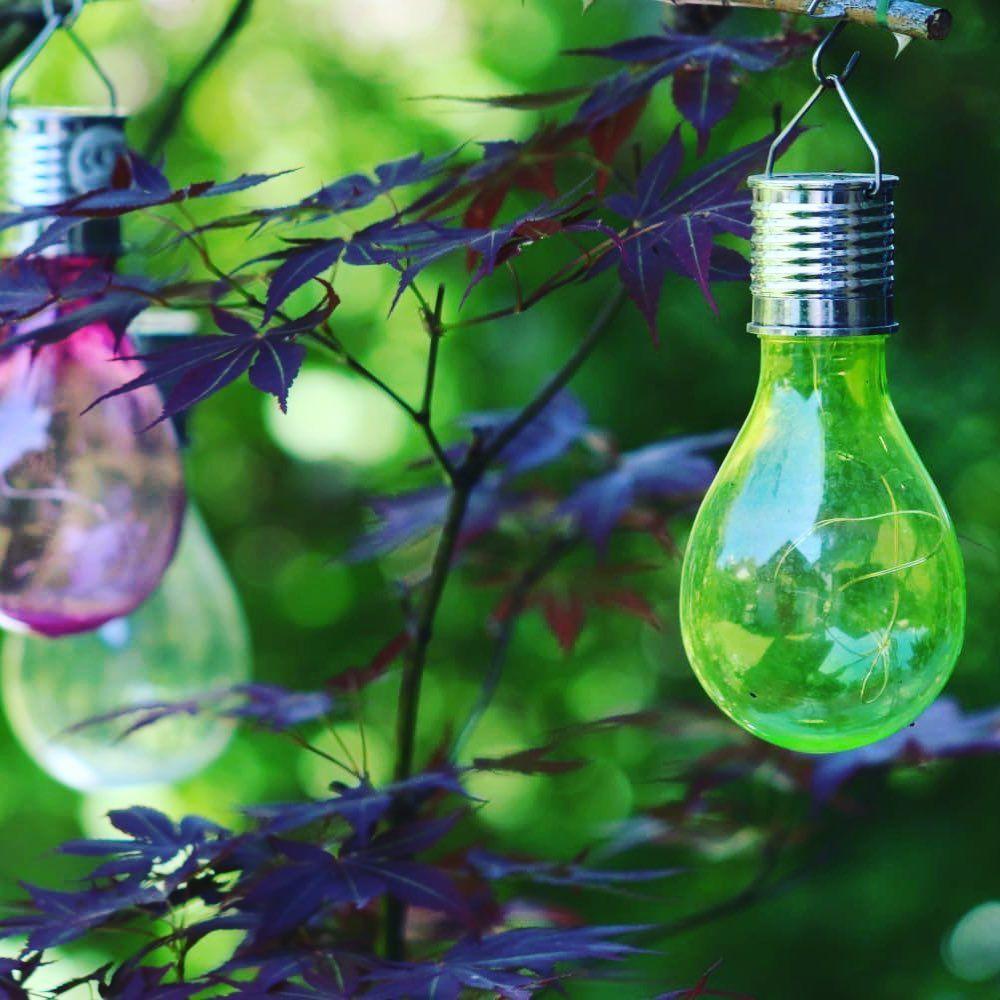 Wenn Im Garten Ein Licht Auf Geht Ichliebees Gartendekoration Gartendesign Gartenliebe Sommer Garten Design Gartendekoration Garten
