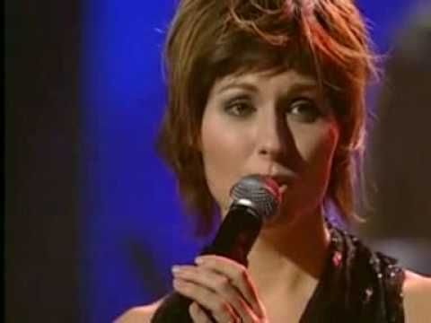 """""""You'll Never Walk Alone"""" by Sissel. The international singing sensation from Norway, is widely regarded as one of the finest and most talented sopranos in the world."""