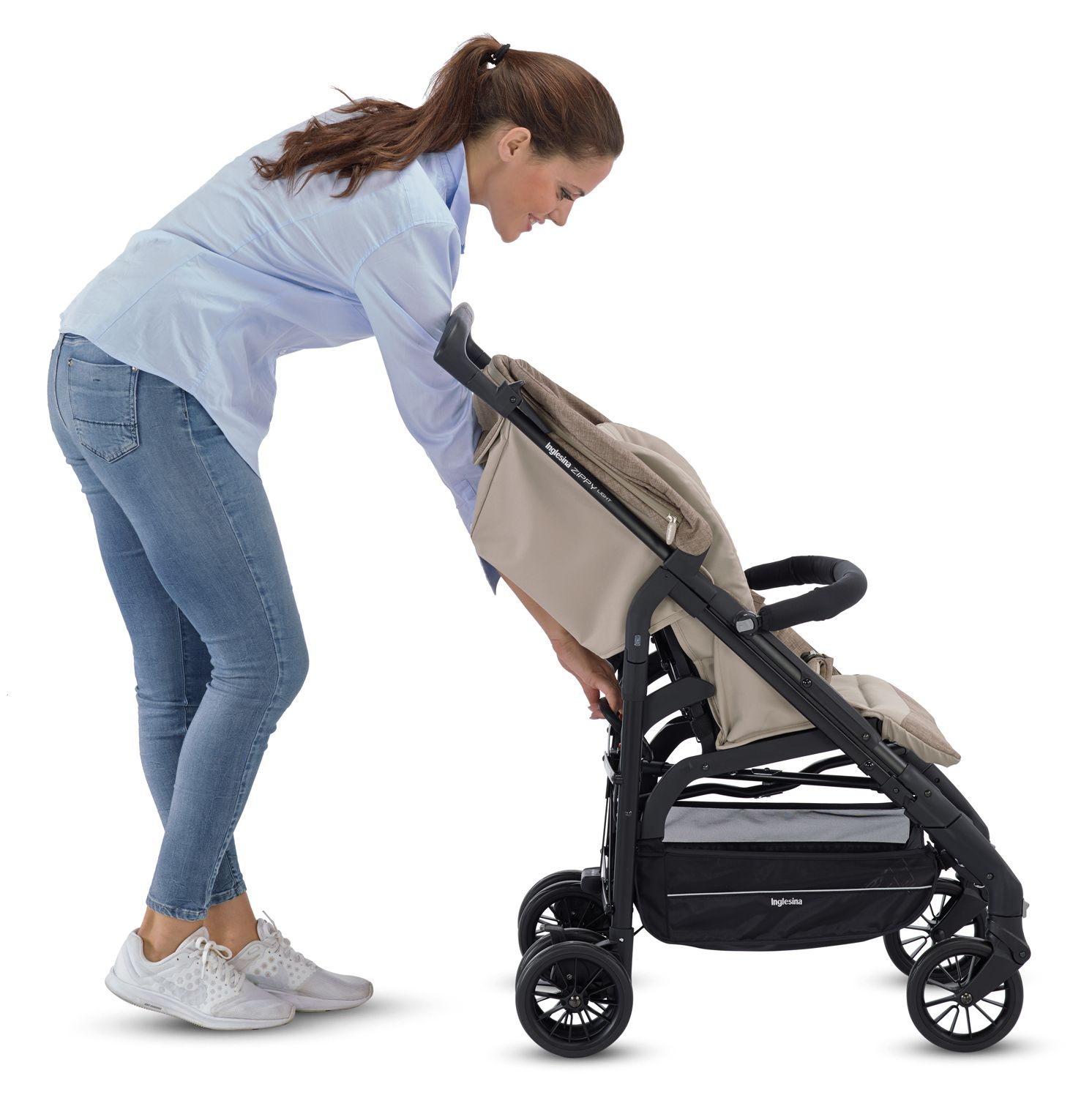 Zippy Light Closing 1/3 Stroller, Baby strollers, Children