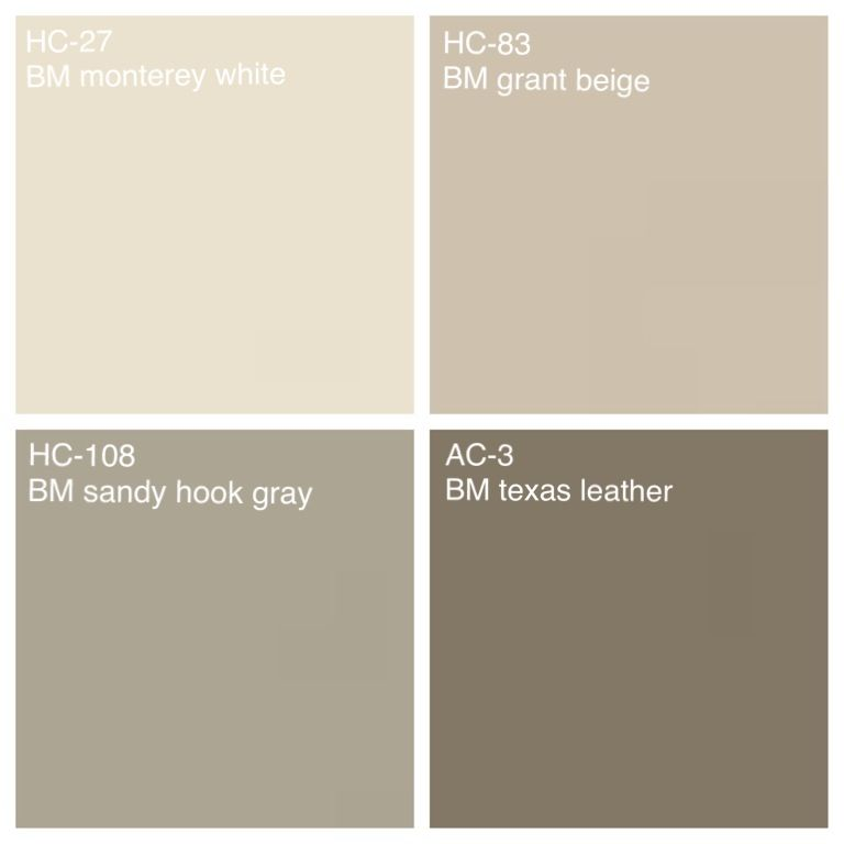 Final Exterior Paint Colors Trim Monterey White Stucco Grant Beige Hardie Sandy Hook Gray