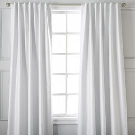 Marcela Faux Silk Panel Curtain With Foam Backing Sears On