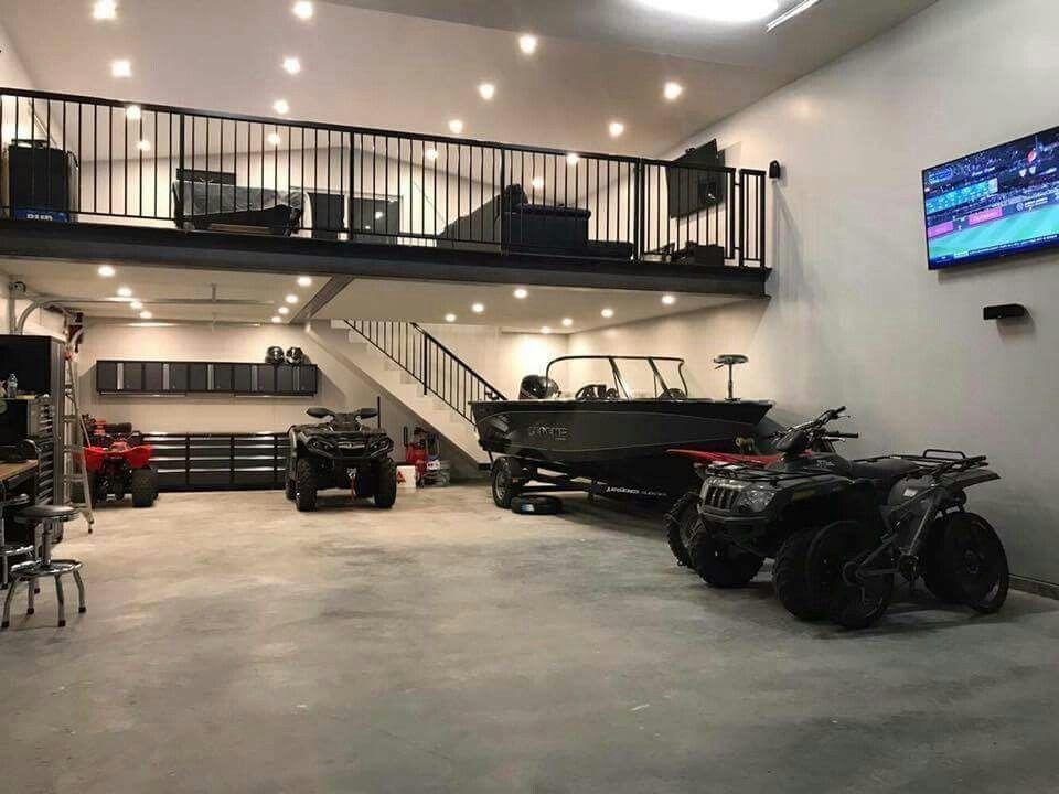 pingl par annick brassard sur paysagement garage house garage loft et barn garage. Black Bedroom Furniture Sets. Home Design Ideas