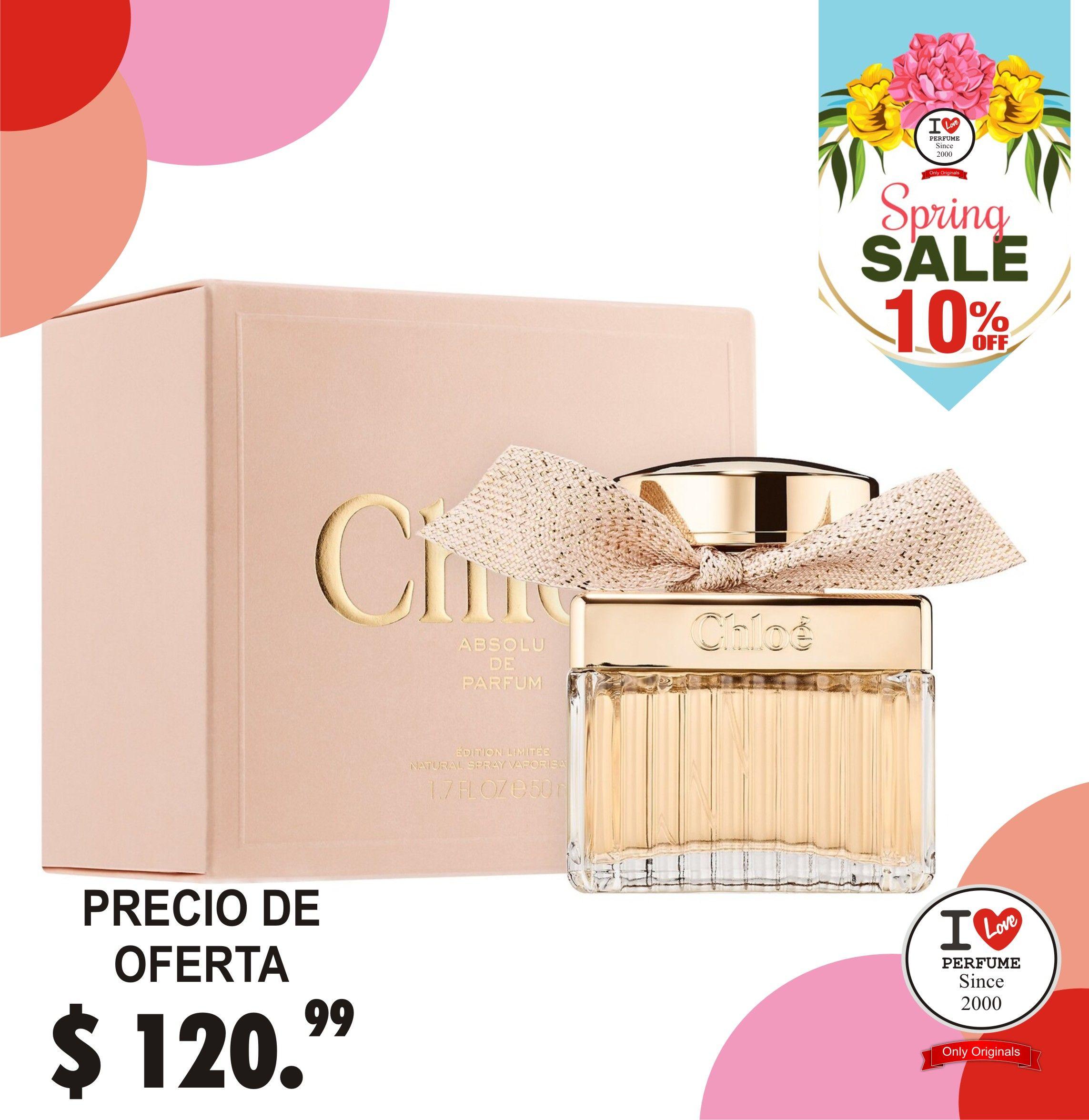 Chloeabsoludeparfum By Chloe Women Eau De Parfum 2 5 Oz Visit Our Business Website And Buy Your Favorite Perfume Https W Perfume Spring Sale Eau De Parfum