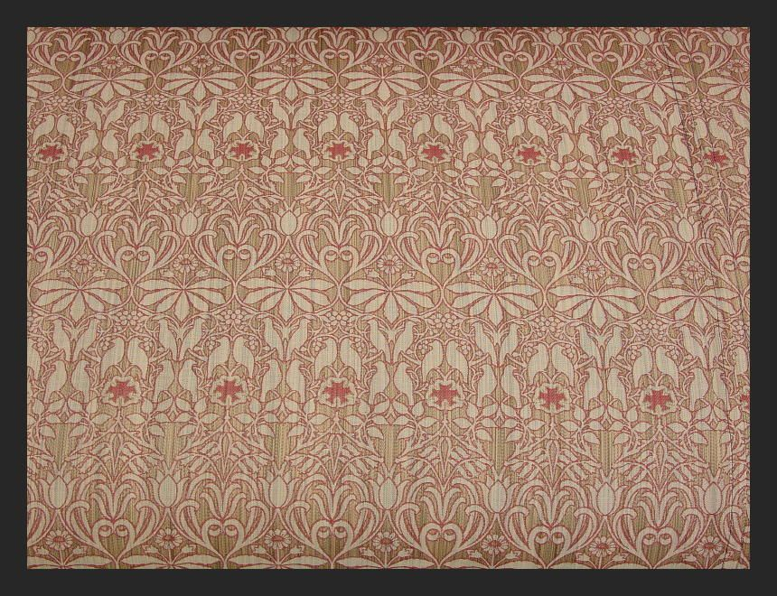 Craftsman Style Fabric High Quality Arts And Crafts Replica Fabric