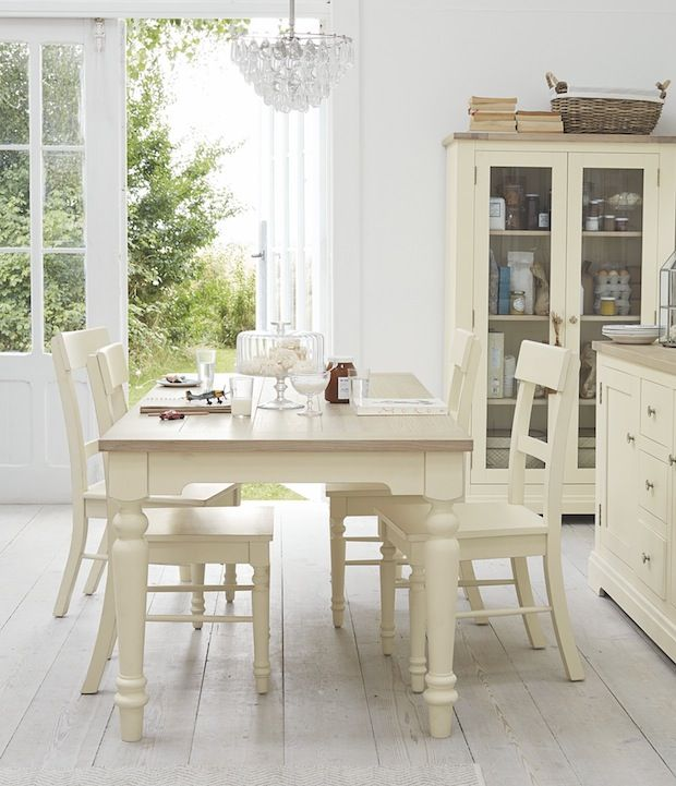 A good-quality, sturdy wooden table will withstand wear and tear and will see you through many years.