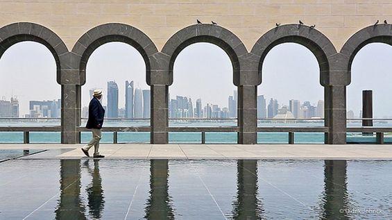 Museum of Islamic Art. #Qatar #art #luxury
