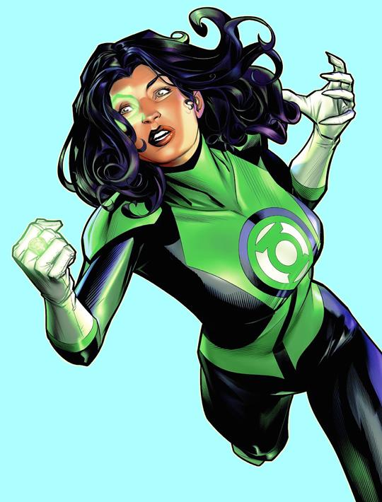Jessica Cruz In Green Lanterns 28 Green Lantern Movie Green Lantern Jessica Cruz Green Lantern