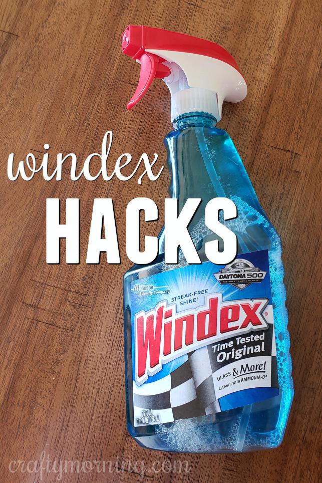 11 Windex Hacks To Try