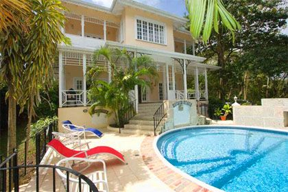 Tobago Beach Villas Scarborough Trinidad And