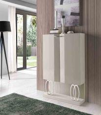 Muebles zapateros modernos modelo tinos muebles for Modelos muebles zapateros