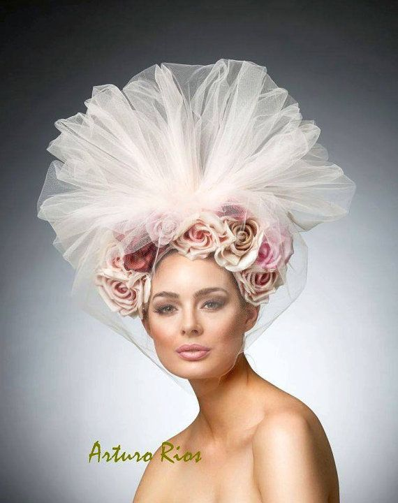 Couture Blush Headpiece b7b980fddf43