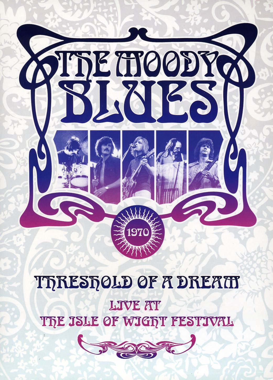 The Moody Blues Isle Of Wight Festival Moody Blues Blues