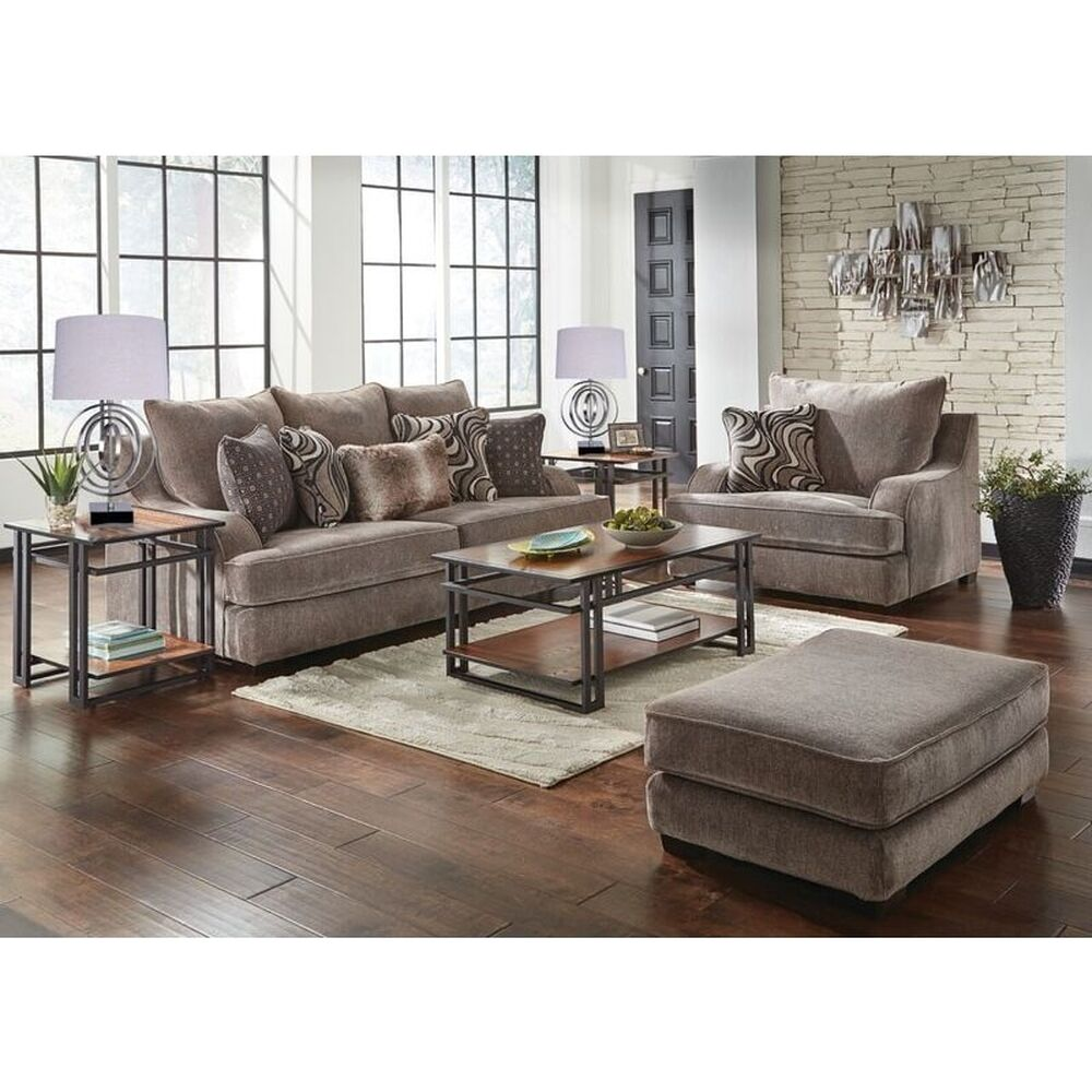 6-Piece Phantom Living Room Collection in 6  Living room sets