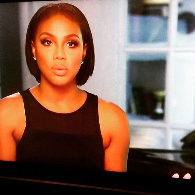 Tamar Braxton Hairstyles ☝ So Now We All Like Bottom Lashes #staywithit