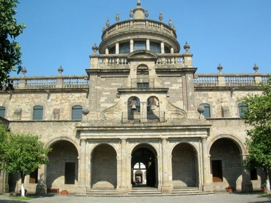 Guadalajara: Hospício Cabanas