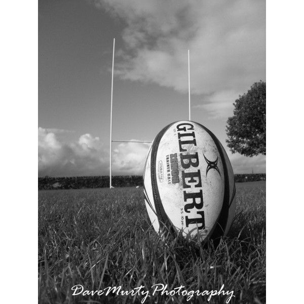 Rugby Ball By Dave Murty In 2020 Rugby Wallpaper Rugby Ball Rugby Quotes