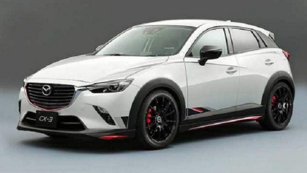 2018 Mazda Cx 3 Release Date And Price