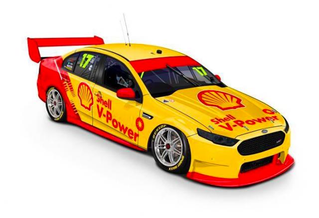 Shell Teases 2017 Djr Team Penske Liveries In 2020 Aussie Muscle Cars Super Cars Australian V8 Supercars