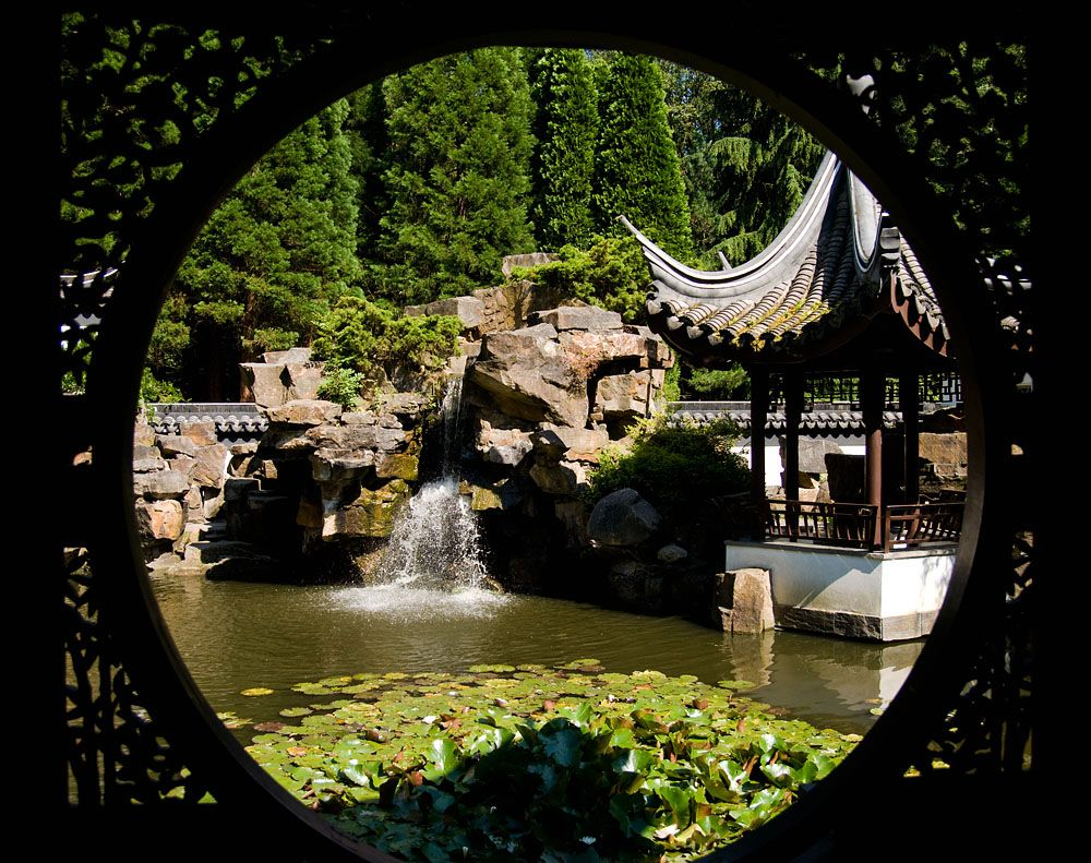 another moon gate gardens pinterest moon gate chinese