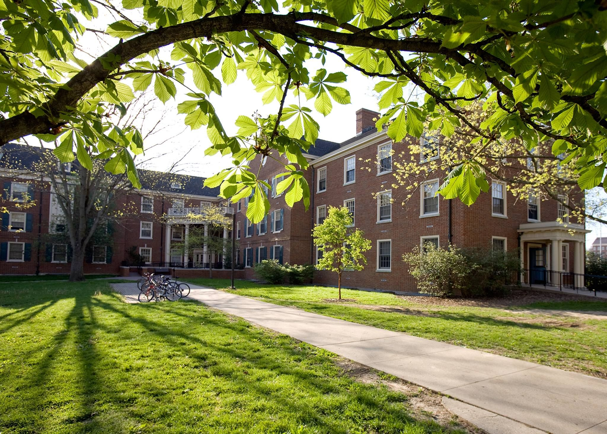 A Letter To Hahne Hall