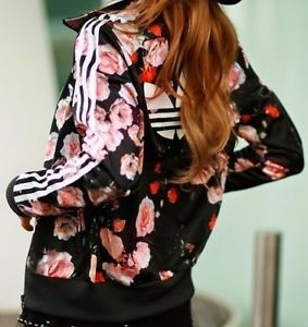 7d74892012 Adidas-Originals-Firebird-ROSE-Flower-Print-Track-Top-Jacket-Womens ...