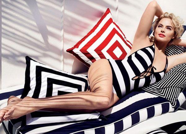 Margot Robbie, la loba de Wall Street. [foto de la noticia]