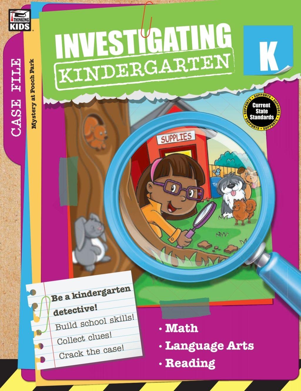 Investigating Kindergarten Ebook