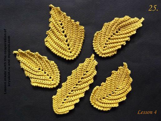 Mypicot Free Crochet Patterns Irish Crochet Tutorial This Is