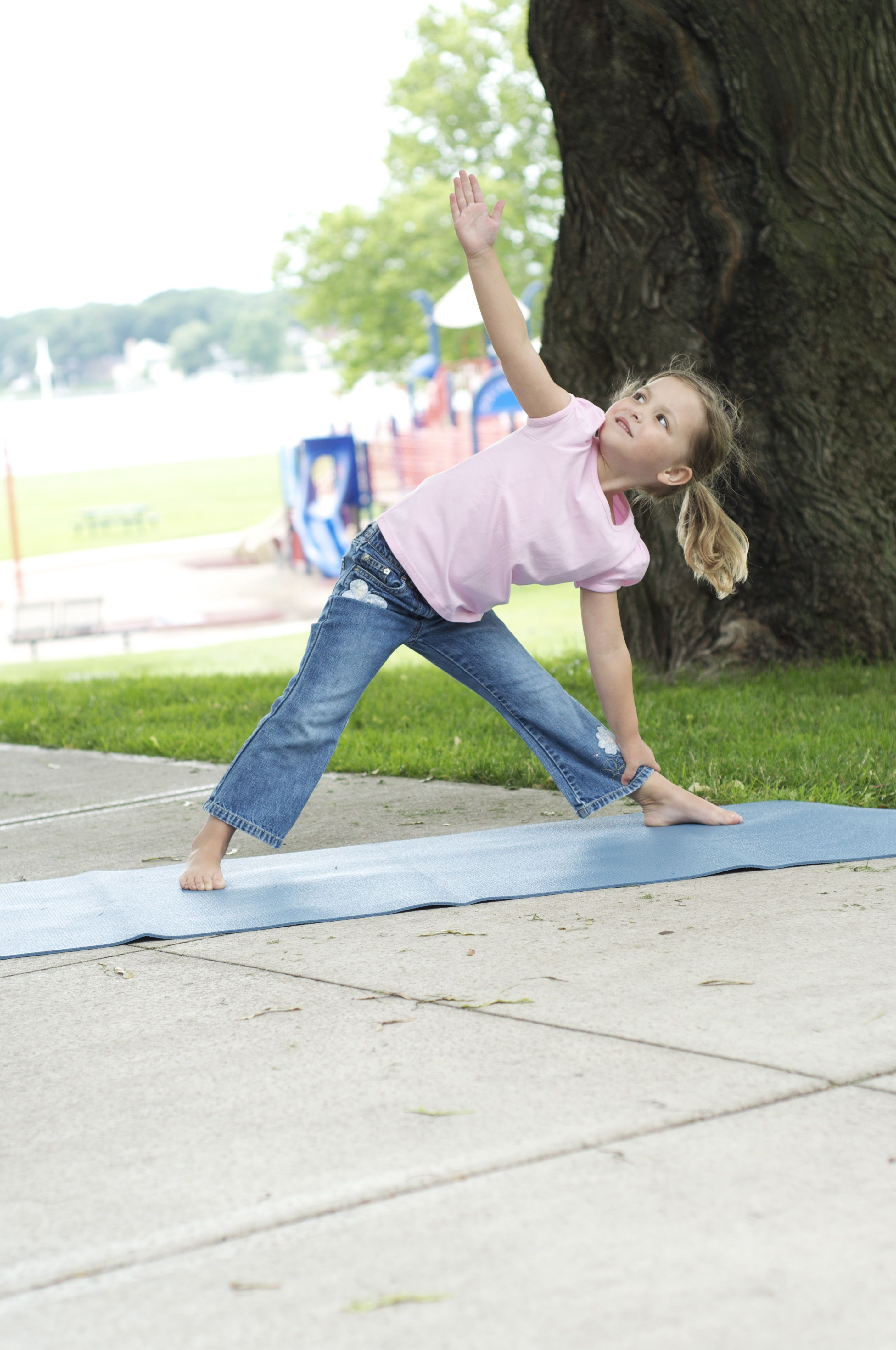 Yoga on the Brain: How doing yoga changes your child's brain