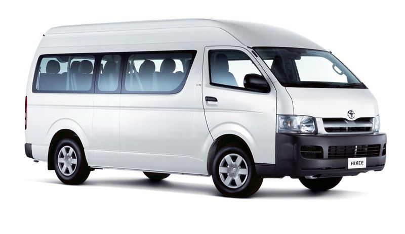 Toyota Hiace Price In India Toyota Hiace Transportation